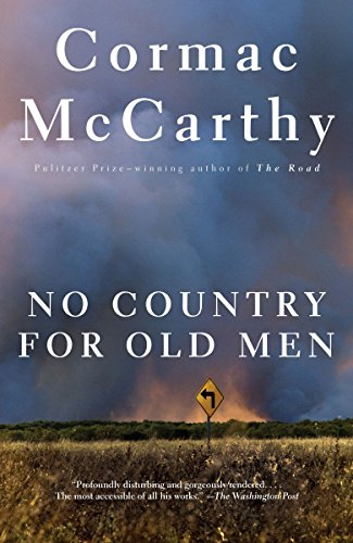 No Country for Old Men: Cormac McCarthy