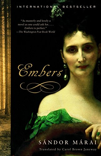 9780375707421: Embers (Vintage International)