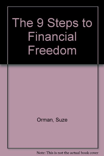 9780375707766: The 9 Steps to Financial Freedom