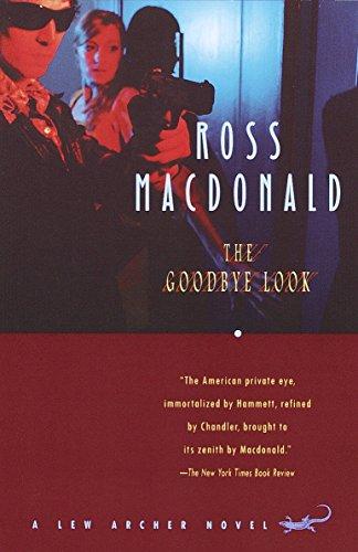 9780375708657: The Goodbye Look (Vintage Crime/Black Lizard)