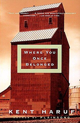 9780375708701: Where You Once Belonged