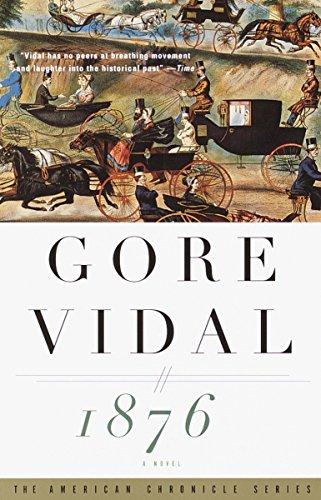 9780375708725: 1876: A Novel