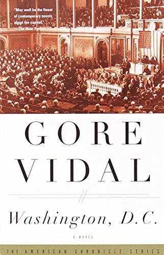 Washington, D.C.: A Novel: Vidal, Gore; Gore