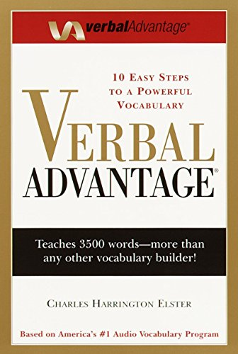 9780375709326: Verbal Advantage: Ten Easy Steps to a Powerful Vocabulary: 10 Easy Steps to a Powerful Vocabulary