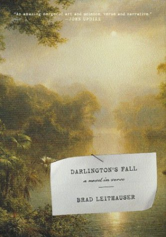 9780375709449: Darlington's Fall: A novel in verse