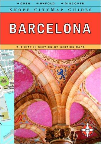 9780375709524: Barcelona (Citymap Guide)