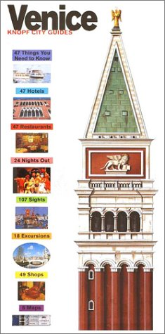 9780375709586: Knopf City Guide: Venice (Knopf City Guides)