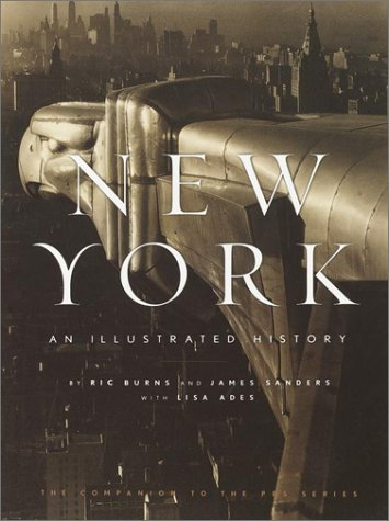 9780375709685: New York: An Illustrated History