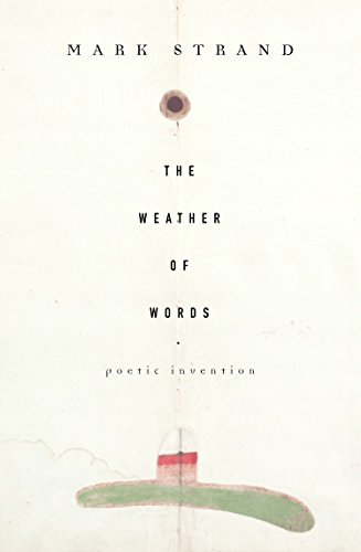9780375709708: The Weather of Words: Poetic Inventions