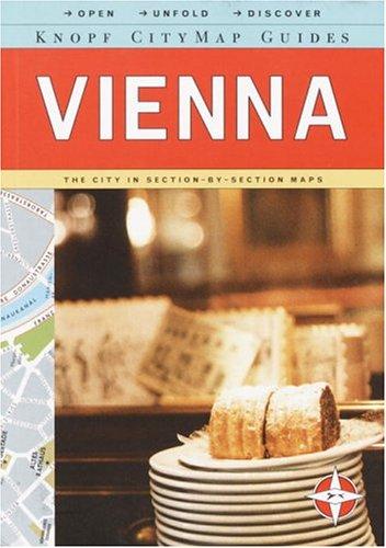 9780375709937: Knopf CityMap Guide: Vienna (Knopf Citymap Guides)