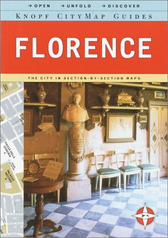 Knopf CityMap Guide: Florence (Knopf Citymap Guides): Knopf Guides