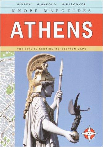 Knopf MapGuide: Athens (Knopf Mapguides): Knopf Guides