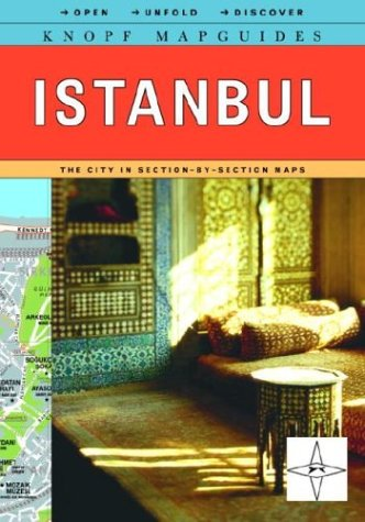 9780375710193: Knopf MapGuide: Istanbul (Knopf Mapguides)