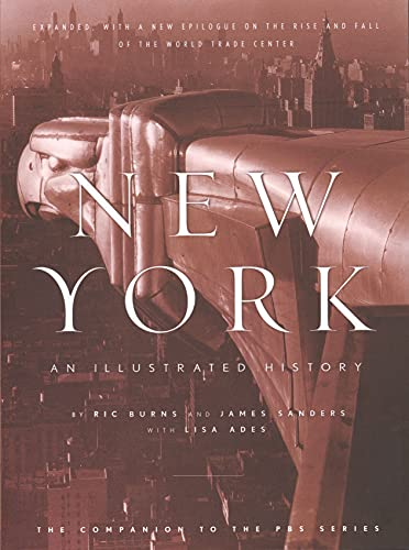 9780375710322: New York: An Illustrated History