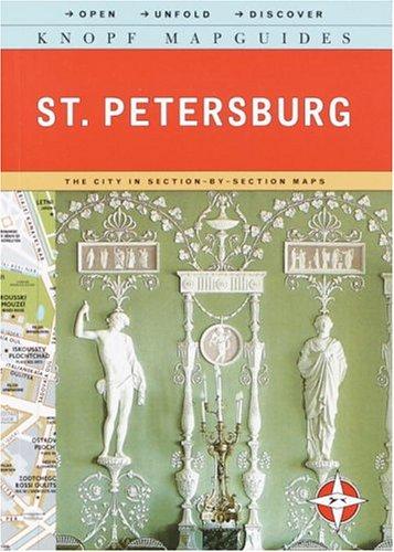 9780375710414: Knopf MapGuide: St. Petersburg