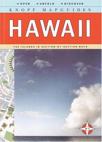 9780375710438: Knopf MapGuide: Hawaii (Knopf Mapguides)
