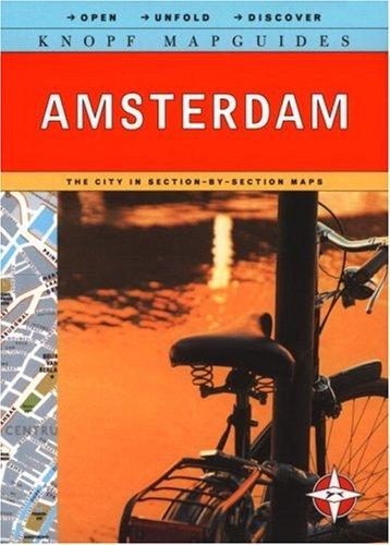 Knopf MapGuides Amsterdam: Knopf Guides
