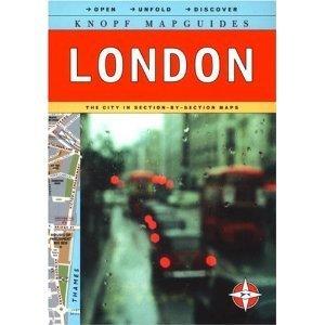 9780375710612: Knopf MapGuide: London