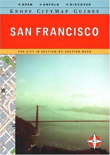 9780375710681: Knopf MapGuide: San Francisco (Knopf Citymap Guides)
