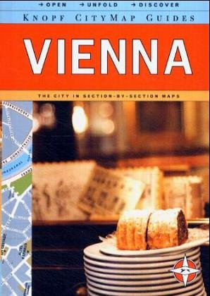 9780375710704: Vienna: The City in Section-By-Section Maps: Knopf CityMap Guides