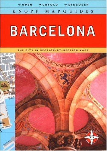 9780375710919: Knopf MapGuide: Barcelona (Knopf Mapguides)
