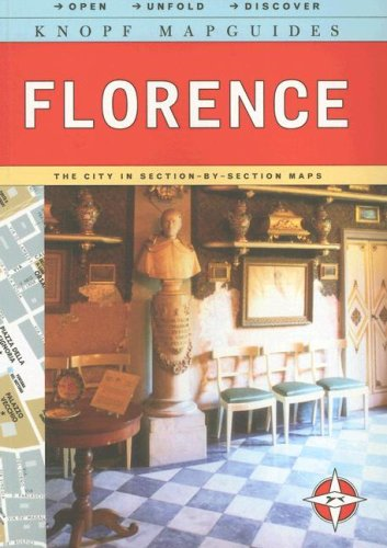 Knopf MapGuide: Florence (Knopf Mapguides): Knopf Guides