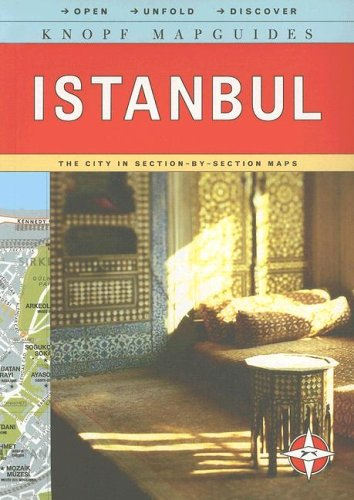 9780375710940: Knopf MapGuide: Istanbul (Knopf Mapguides)