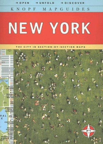 9780375710971: Knopf Mapguide New York