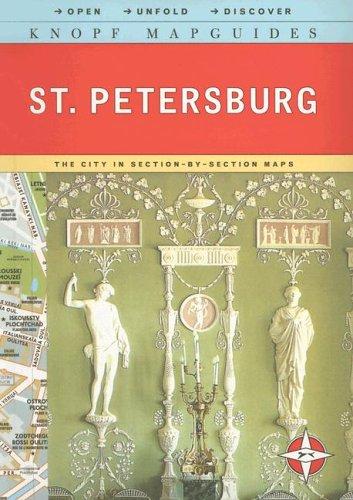 9780375711015: Knopf MapGuide: St. Petersburg