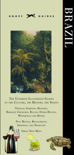 9780375711176: Knopf Guide: Brazil (Knopf Guides)