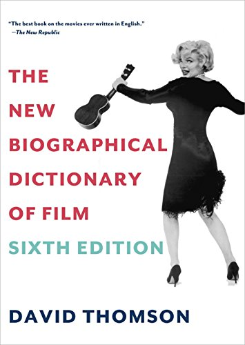 9780375711848: The New Biographical Dictionary of Film: Sixth Edition