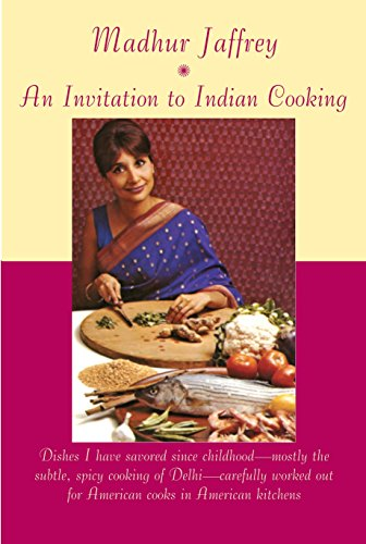 An Invitation to Indian Cooking: Jaffrey, Madhur