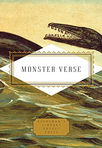 9780375712401: Monster Verse: Poems Human and Inhuman