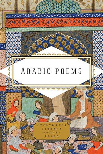 9780375712432: Arabic Poems (Everyman's Library Pocket Poets Series)