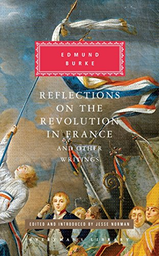 9780375712531: Reflections on the Revolution in France and Other Writings (Everyman's Library)
