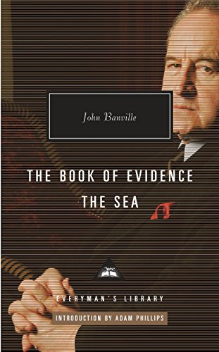 9780375712722: The Book of Evidence, The Sea (Everyman's Library Contemporary Classics Series)