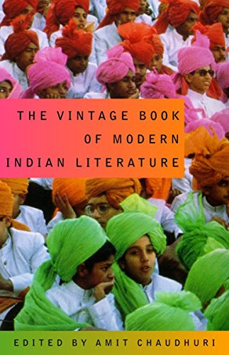 9780375713002: The Vintage Book of Modern Indian Literature