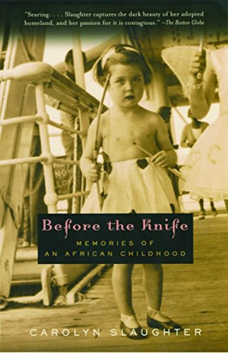9780375713460: Before the Knife: Memories of an African Childhood