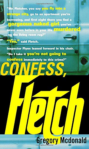 9780375713484: Confess, Fletch