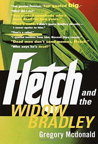 9780375713514: Fletch and the Widow Bradley