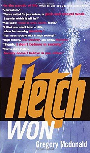 9780375713521: Fletch Won