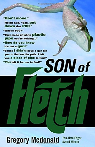 Son of Fletch (037571359X) by Gregory Mcdonald