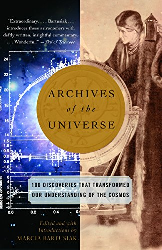 9780375713682: Archives of the Universe: 100 Discoveries That Transformed Our Understanding of the Cosmos