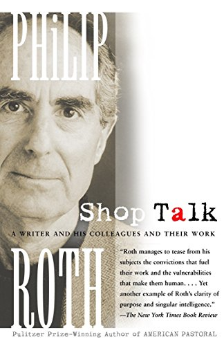 9780375714139: Shop Talk: A Writer and His Colleagues and Their Work