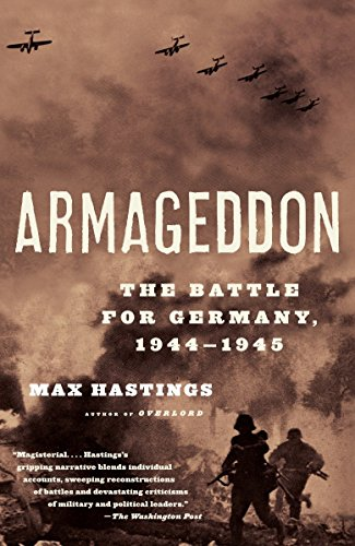 9780375714221: Armageddon: The Battle for Germany, 1944-1945