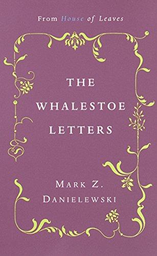 9780375714412: Whalestoe Letters
