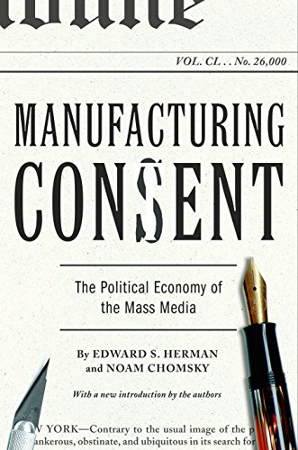 9780375714498: Manufacturing Consent: The Political Economy of the Mass Media
