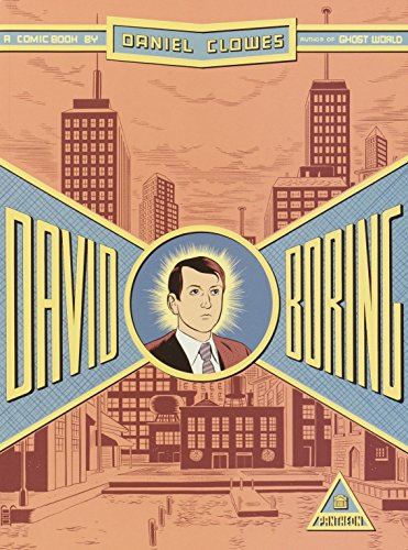 David Boring By Daniel Clowes Knopf Doubleday Publishing