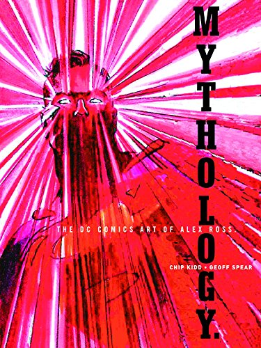 9780375714627: Mythology: The DC Comics Art of Alex Ross (Pantheon Graphic Novels)