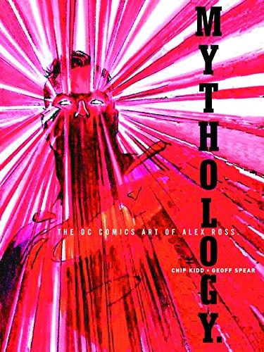 9780375714627: Mythology: The DC Comics Art of Alex Ross (Pantheon Graphic Novels)